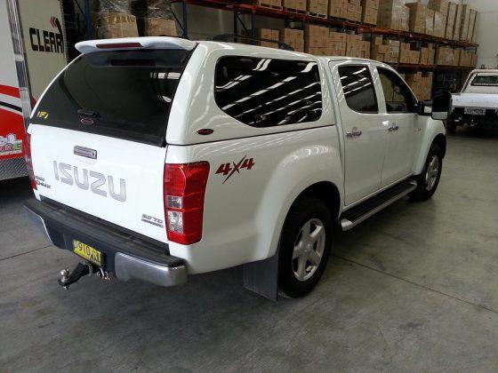 ISUZU D-MAX TheUTEShop Products