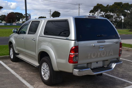 TOYOTA HILUX 2005 - 2015 CANOPY TheUTEShop Products