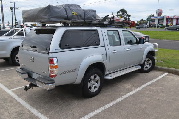 MAZDA BT50 2011+ CANOPY TheUTEShop Products