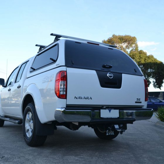 NISSAN NAVARA D40 CANOPY TheUTEShop Products