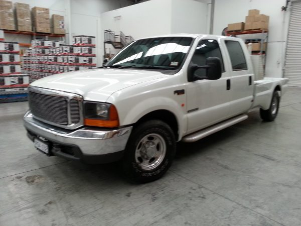 FORD F-250 & F-350 TheUTEShop Products