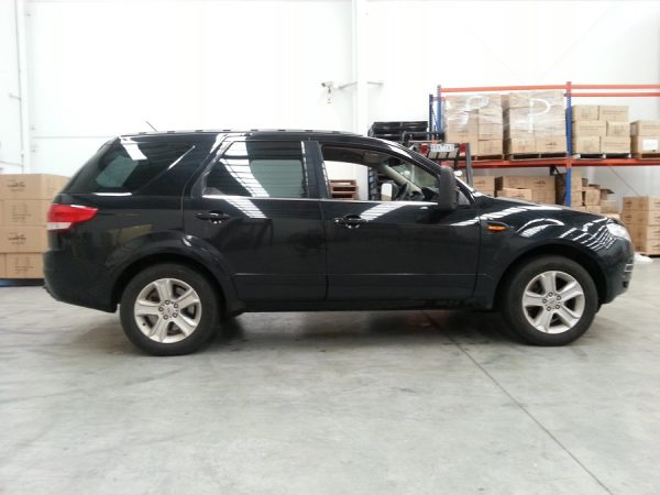 FORD TERRITORY TheUTEShop Products