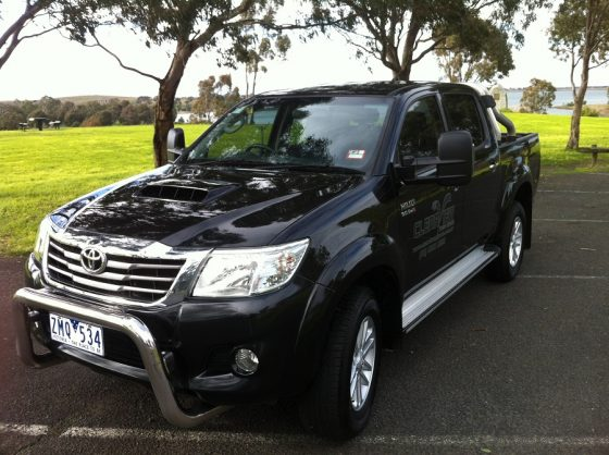 TOYOTA HILUX TheUTEShop Products