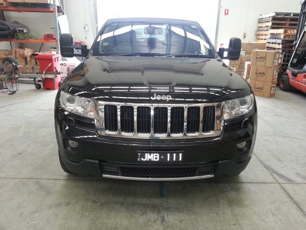 JEEP GRAND CHEROKEE TheUTEShop Products