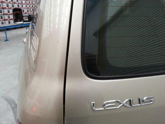 LEXUS LX 470 TheUTEShop Products