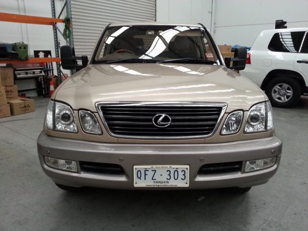 LEXUS LX 470 TheUTEShop Products