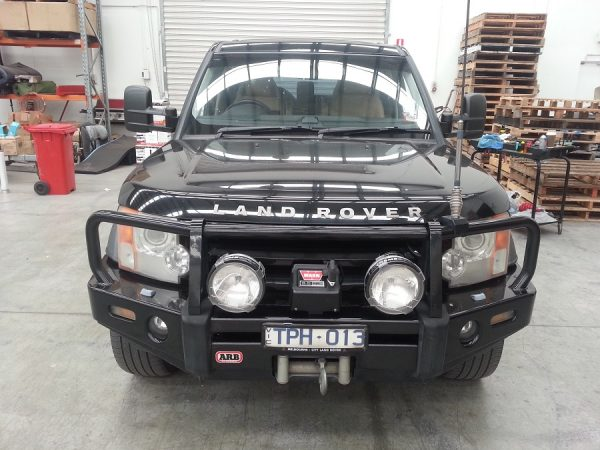 LAND ROVER DISCOVERY 3 TheUTEShop Products