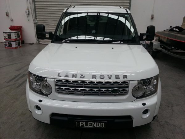 LAND ROVER DISCOVERY 4 TheUTEShop Products