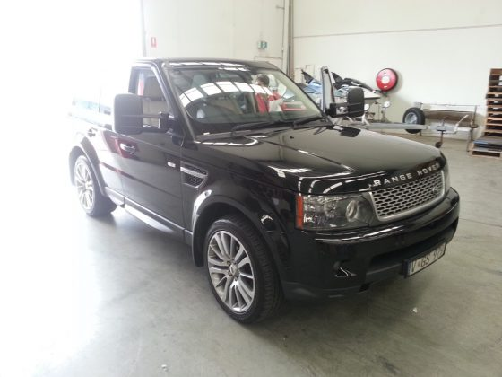 LAND ROVER RANGE ROVER SPORT TheUTEShop Products