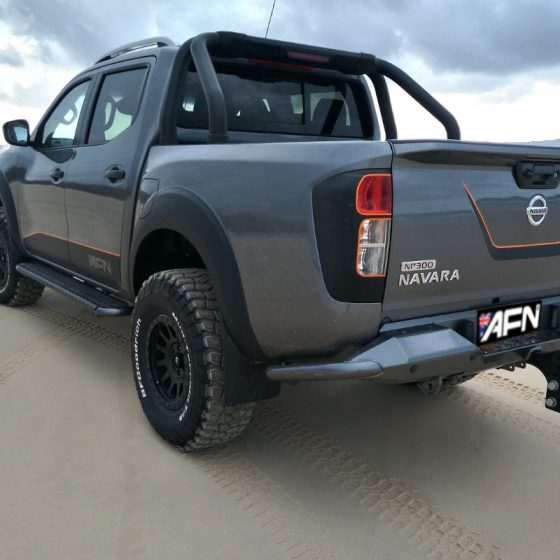 NAVARA NP300 2015+ REAR STEP BAR TheUTEShop Products