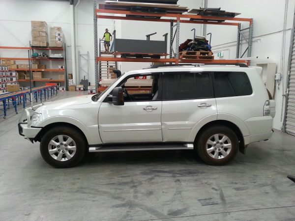 MITSUBISHI PAJERO TheUTEShop Products