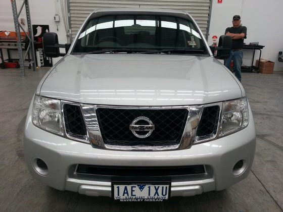 NISSAN PATHFINDER TheUTEShop Products
