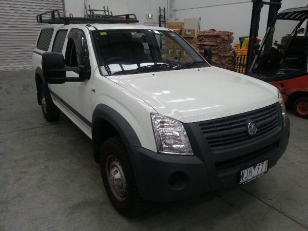 HOLDEN RODEO TheUTEShop Products