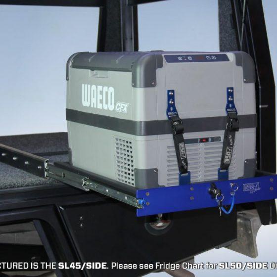 SL50 Straight Fridge Slide TheUTEShop Products