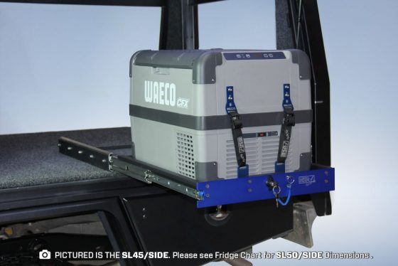 SL45 Straight Fridge Slide TheUTEShop Products