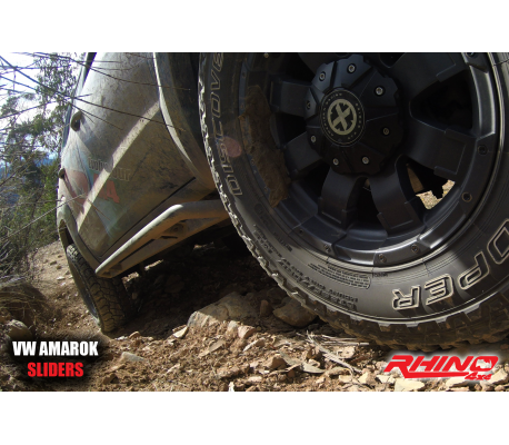 AMAROK ROCK SLIDERS TheUTEShop Products