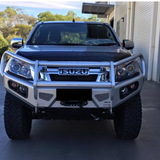 Isuzu D-Max (2012 – 2016) FULL BULLBAR TheUTEShop Products
