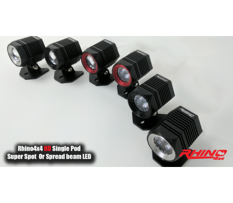 HD SERIES LED POD LIGHTS TheUTEShop Products