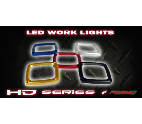 HD SERIES LED WORK LIGHTS(40W) TheUTEShop Products