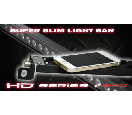 HD SERIES SUPER SLIM LED LIGHT BAR TheUTEShop Products