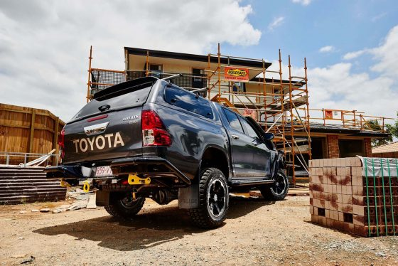 TOYOTA HILUX 2015+ CANOPY TheUTEShop Products