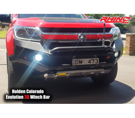 HOLDEN COLORADO MY17 FRONT BAR TheUTEShop Products