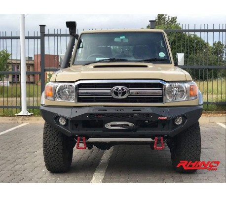 TOYOTA LANDCRUISER 79 SERIES FRONT BAR TheUTEShop Products