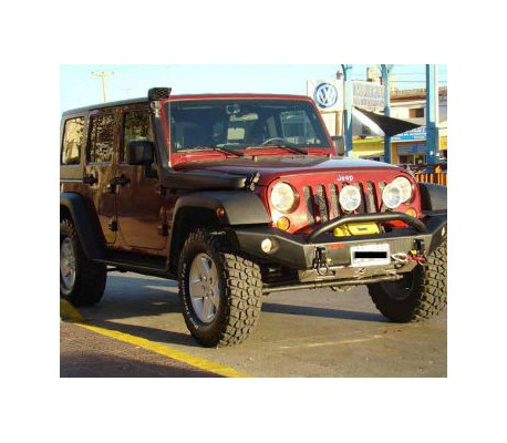 JEEP WRANGLER FRONT BAR TheUTEShop Products