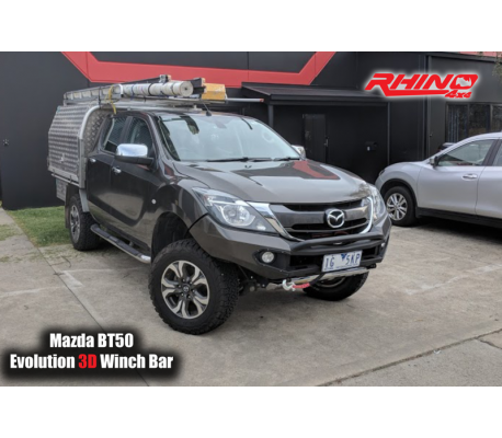 MAZDA BT50 FRONT BAR TheUTEShop Products