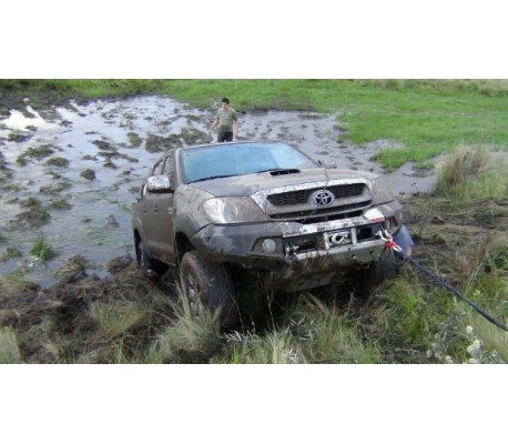 TOYOTA HILUX 2005+ FRONT BAR TheUTEShop Products