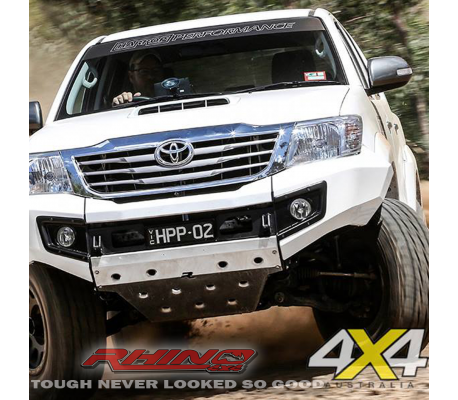 TOYOTA HILUX 2012+ FRONT BAR TheUTEShop Products
