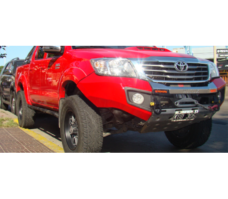 TOYOTA HILUX 2015+ ROCK SLIDERS TheUTEShop Products