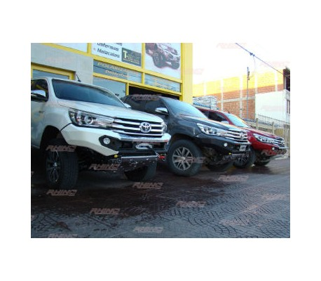 TOYOTA HILUX* FRONT BAR 2016+ TheUTEShop Products