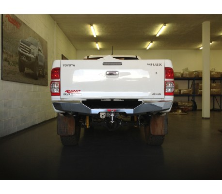 TOYOTA HILUX REAR BAR TheUTEShop Products