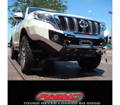 TOYOTA PRADO 150 FACELIFT FRONT BAR TheUTEShop Products