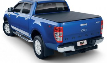 FORD RANGER PX NO DRILL SOFT TONNEAU TheUTEShop Products