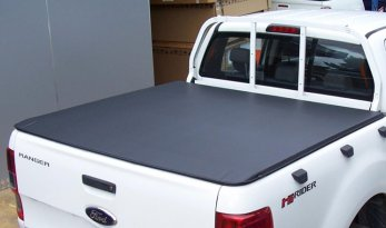 FORD RANGER PX NO DRILL SOFT TONNEAU - CABIN GUARD TheUTEShop Products