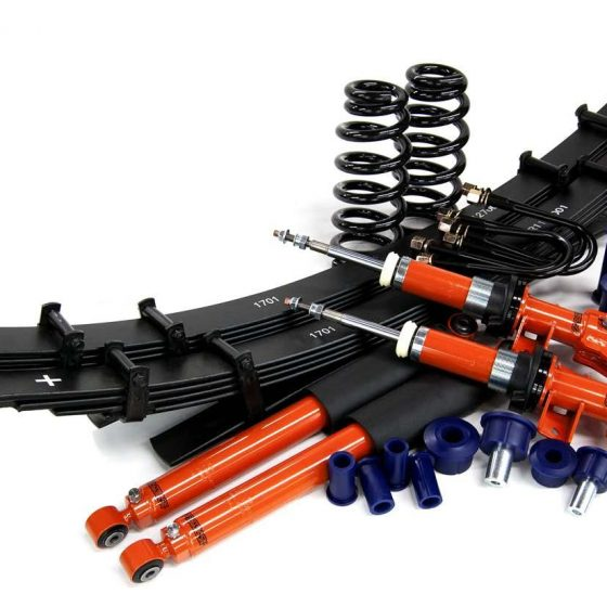4WD SUSPENSION RECOVERY GEAR TheUTEShop Products
