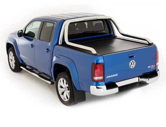 ROLL R COVER- Volkswagen Dual Cab Amarok Canyon Sports Bars (A53R) TheUTEShop Products