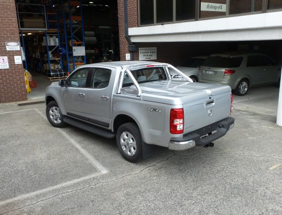 EGR 3pc HARD LID – Holden Dual Cab RG Colorado TheUTEShop Products
