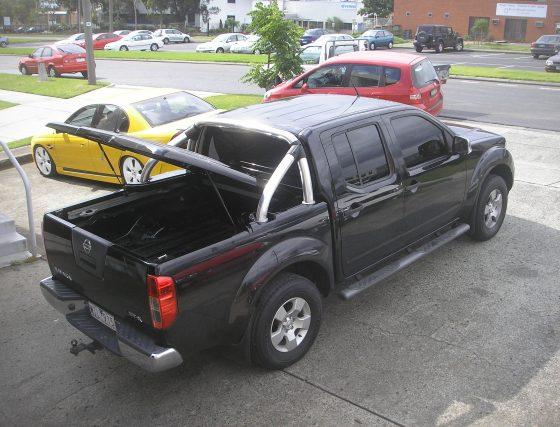 EGR 3pc HARD LID – Nissan Dual Cab D40 Navara TheUTEShop Products