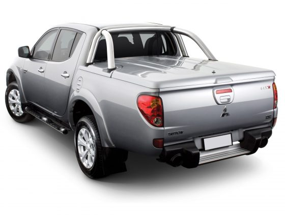 EGR 3pc HARD LID – Mitsubishi Dual Cab MN Triton TheUTEShop Products