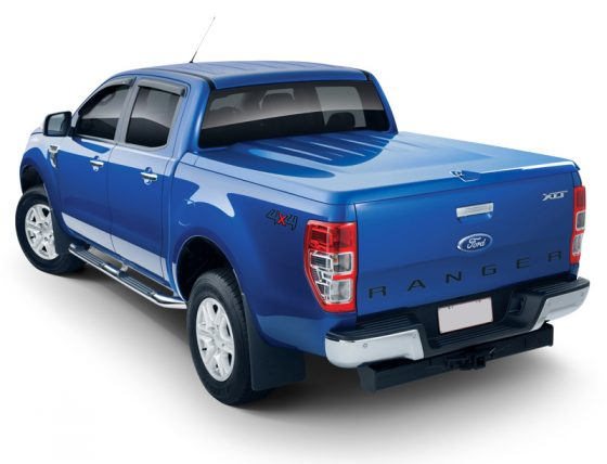 EGR Genuine Brand Hard Lid – Ford Dual Cab PX Ranger TheUTEShop Products