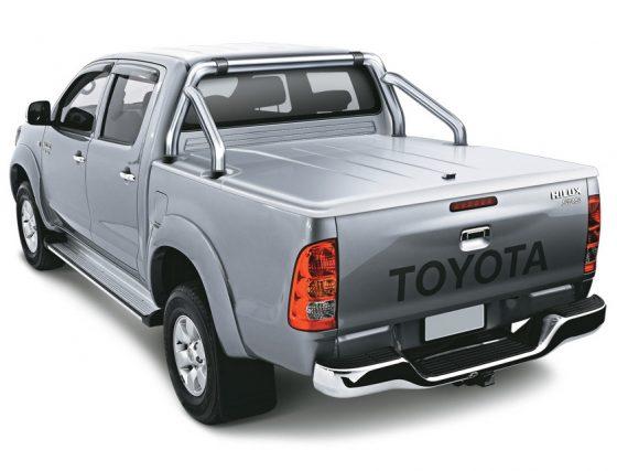 EGR 3pc HARD LID – Suits Toyota Dual Cab Hilux Vigo TheUTEShop Products