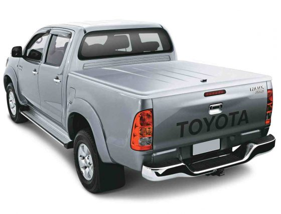 EGR 1pc HARD LID – Suits Toyota Dual Cab Hilux Vigo TheUTEShop Products
