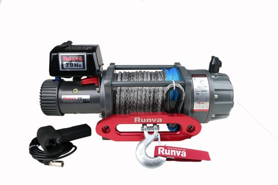 Runva EWB20000 PREMIUM 24V with Synthetic Rope - full IP67 protection TheUTEShop Products