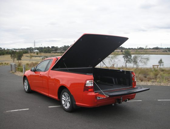 Manual Locking Hard Lid – Ford FG-FGX Falcon TheUTEShop Products