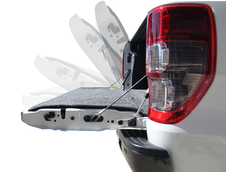 HSP Tailgate ASSIST – Volkswagen Amarok (A12)