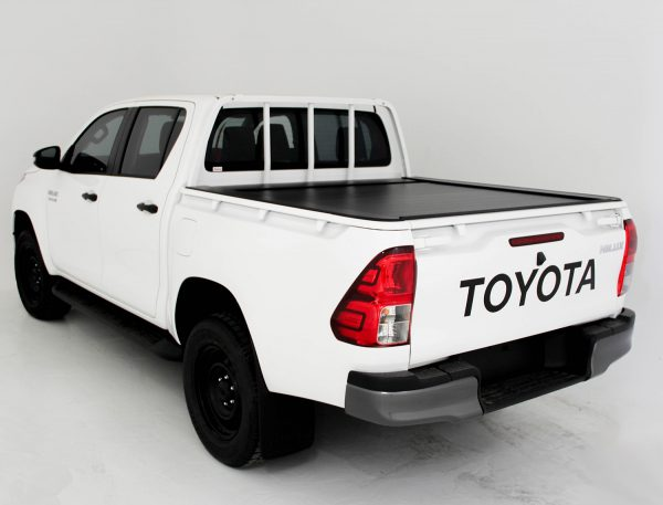 ROLL R COVER – Suits Toyota Dual Cab Hilux Revo suits SR5 J Deck (HJ4R) TheUTEShop Products
