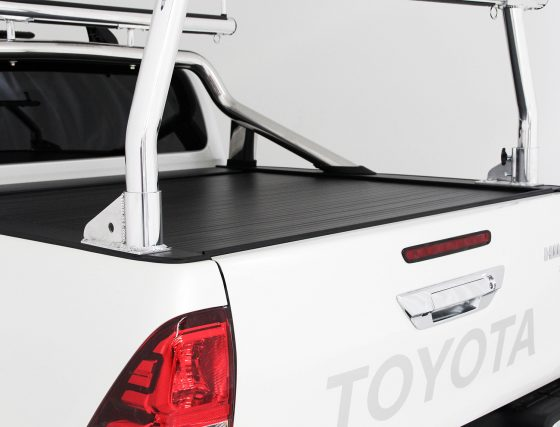 ROLL R COVER – Suits Toyota Dual Cab Hilux Revo Sports Bars (H42R) TheUTEShop Products